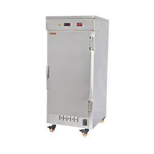 دستگاه گرمخانه غذا 50 نفره گازی معمولی
