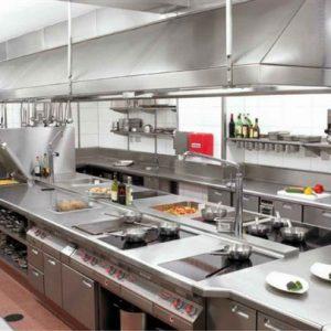 آشپز خانه صنعتی