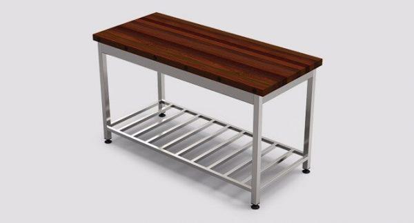 میز کار چوبی